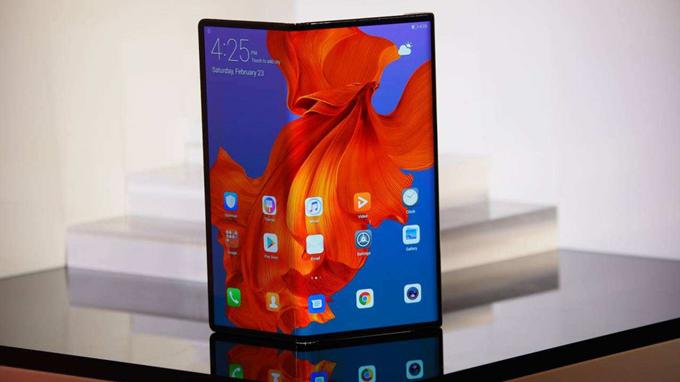 华为Mate X折叠屏手机也有Pro版?媒体爆料将有麒麟980跟麒麟990两个版本