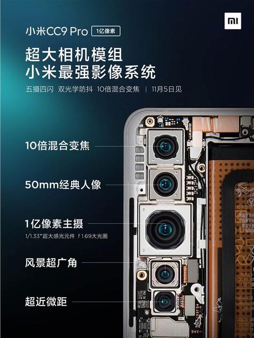 小米潘九堂谈CC9 Pro为什么不上骁龙855,相机模组相当于几个855了