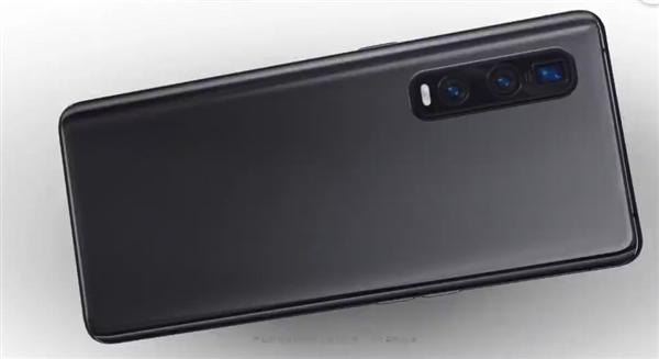OPPO Find X2外形设计官宣:挖孔曲面屏+超宅边框+后置三摄