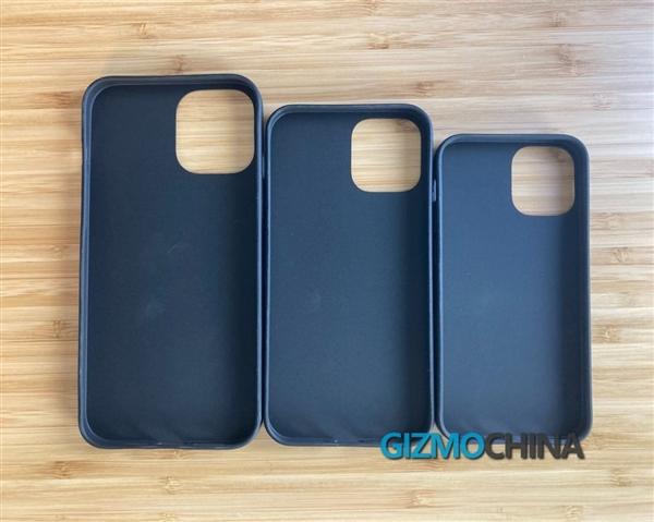 iPhone 12机模及保护壳现身:iPhone4式外观、大刘海、浴霸摄像头