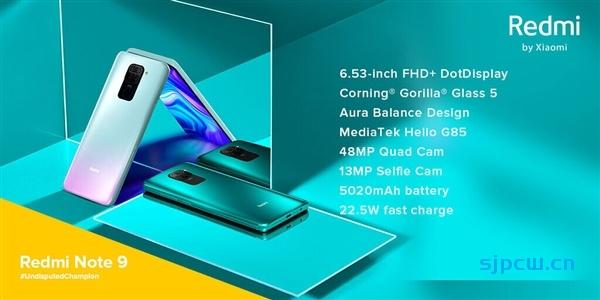 红米Redmi Note 10现身AI benchmark,搭载联发科天玑820处理器