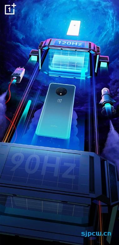 一加8T官宣10月15日发布:120Hz高刷屏+快充升级