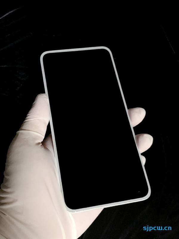 坚果新机曝光:四边等宽白色面板、或搭载1亿像素主摄