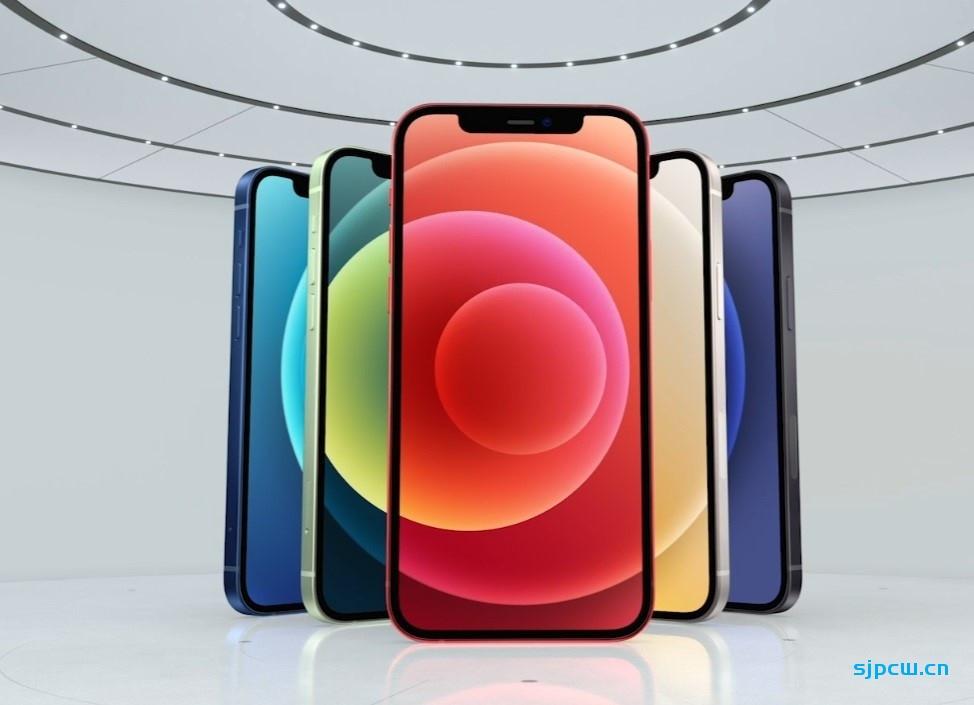 iPhone 12发布:799美元起、A14处理器、五种配色、后置双摄像