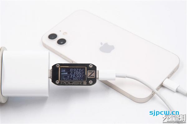 iPhone 12充电功率实测,最高快充电功率达22瓦