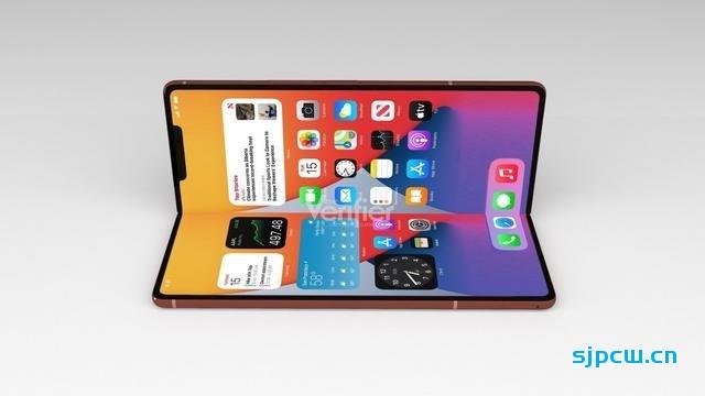 可折叠屏iPhone要来了?网传苹果折叠屏iPhone进行10万次折叠测试