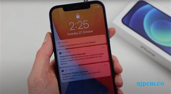 彻底封锁第三方维修?iPhone 12互换主板之后诸多功能被锁定