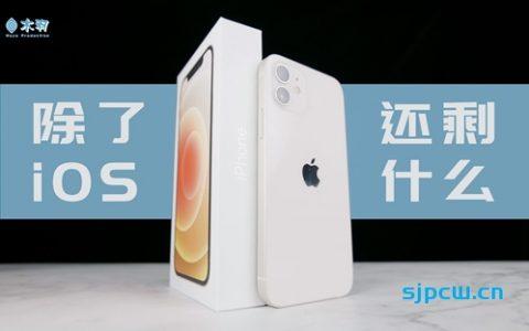 除去 iOS,它还剩下什么?iPhone 12 两个月深度体验(上期)「木羽体验报告33期」