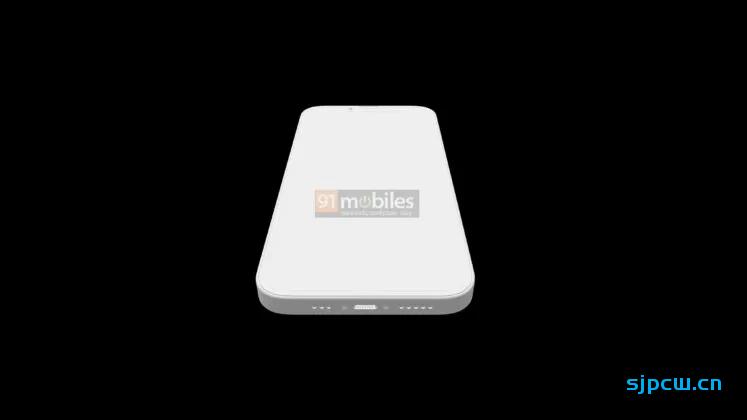 外媒曝光iPhone 13 Pro渲染图:缩小刘海,更大的后置相机模组